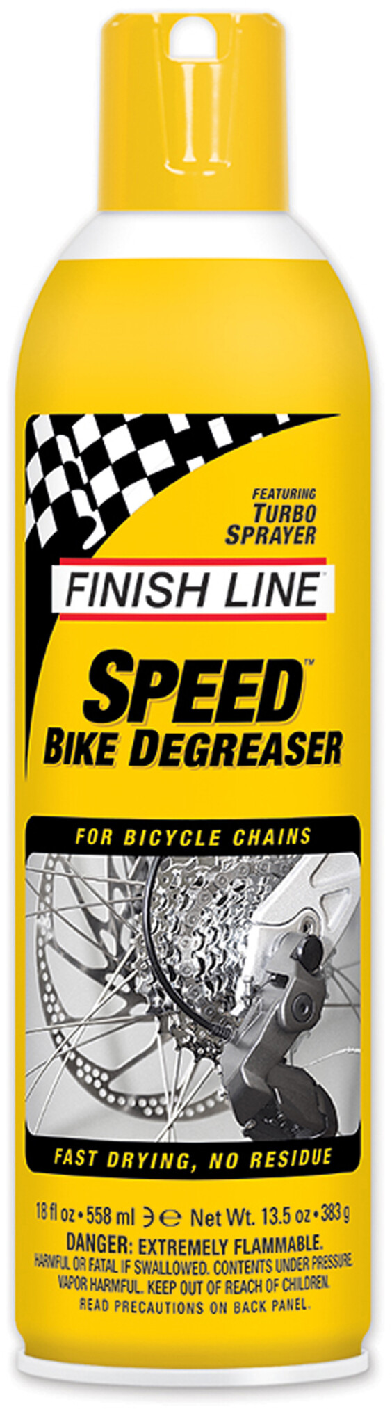 Finish Line Cleaner Speed Degreaser
