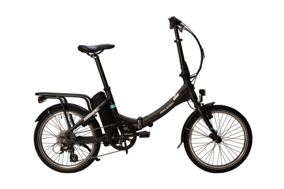 Raleigh Uk E-Bike Stow E-Way 20 Folder