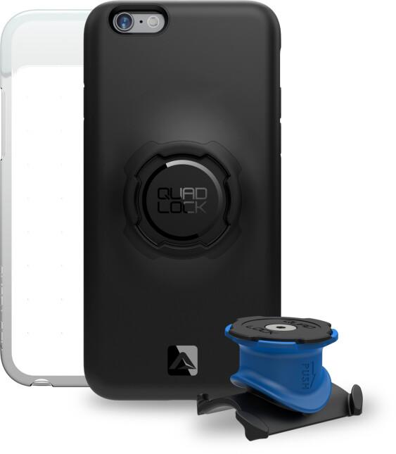 Quad Lock Phonecase I Phone 7/8 Kit