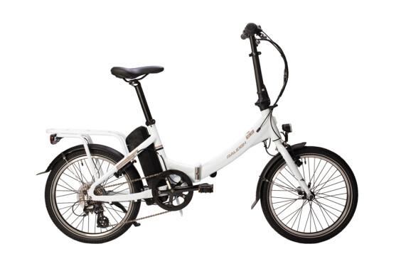 Raleigh Uk E-Bike Stow E-Way 20 Folder