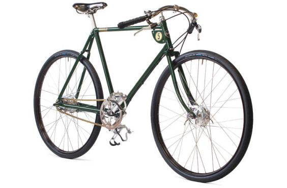 Pashley Speed 5 Limited Edition
