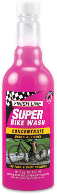 Finish Line Cleaner B/Wash Concentrate