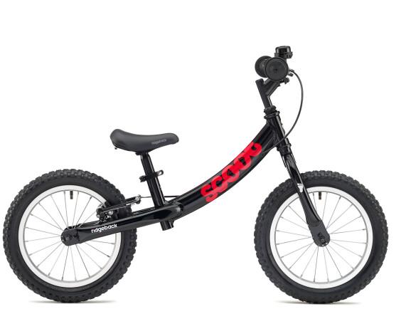 Ridgeback Scoot Xl 14  Black