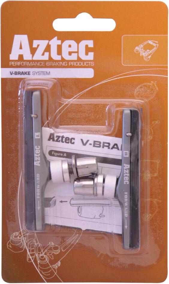 Aztec Brakeblock V-Type System Black