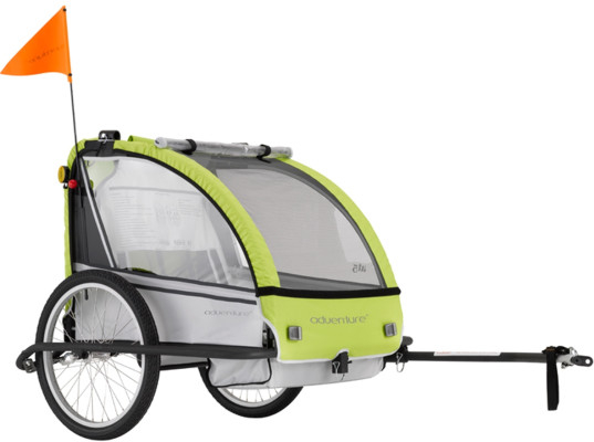 Adventure Trailer At5 2 Seater