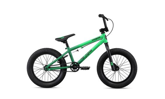 Mongoose Bmx L16 Green