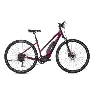 Ridgeback E-Bike X2 Mtb Step Thru Hyb