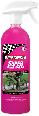 Finish Line Cleaner Bike Wash