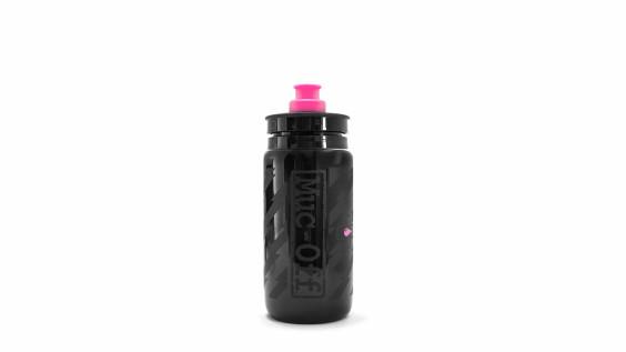 Muc-Off X Elite Fly Water Bottle - Black