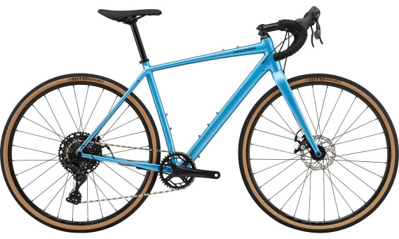 Cannondale Topstone 4 Gravel Bike 2021