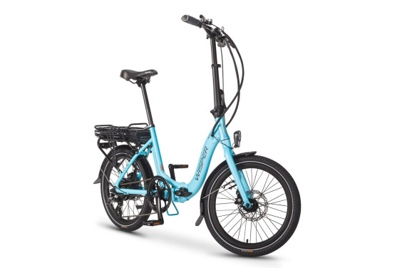 Wisper 806 Se Folding Electric Bike