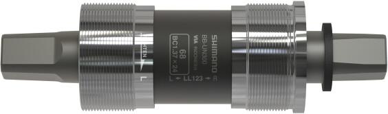 Shimano Bb-Un300 Bottom Bracket British Thread, 73 - 113 Mm