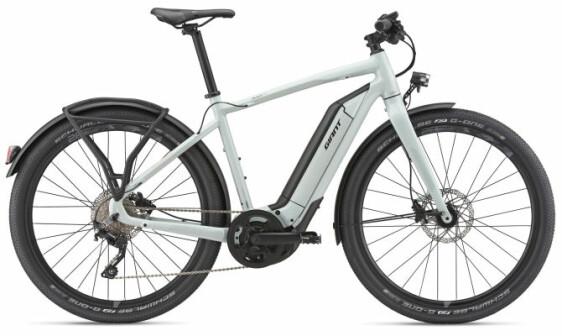 Giant Quick-E+ Electric Bike