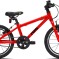 "Frog 48 Kids Bike 16"" Red"