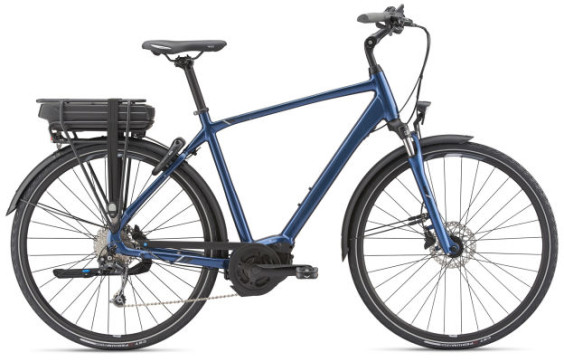 Giant Entour E+ 1 Disc Electric Bike