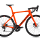 Pinarello Paris Disc 105 Road Bike 60 Orange