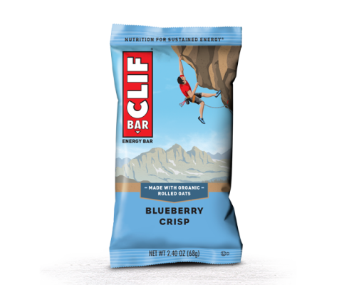 Clif Bluberry Crisp Energy Bar