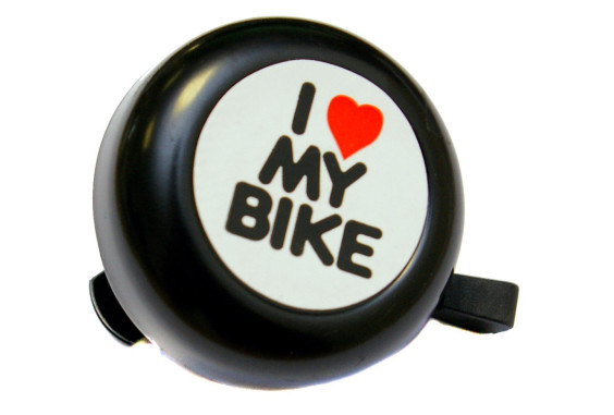 Adie I Love My Bike Classic Bell