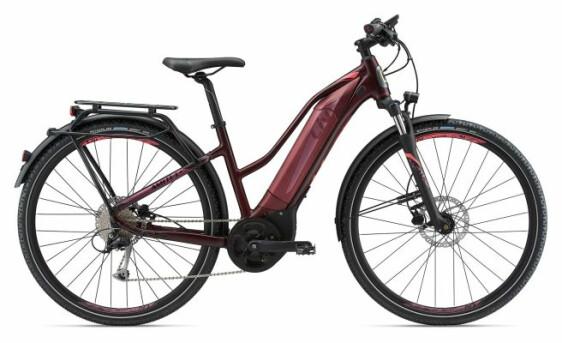 Liv Amiti E+1 Electric Bike