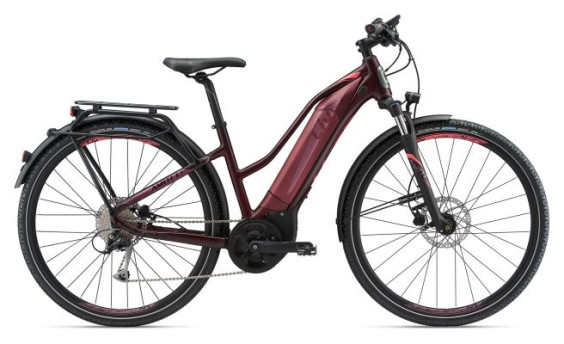 Liv Amiti E+1 Electric Bike
