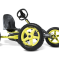 Berg Buddy Cross 3-8Y Black/Yellow