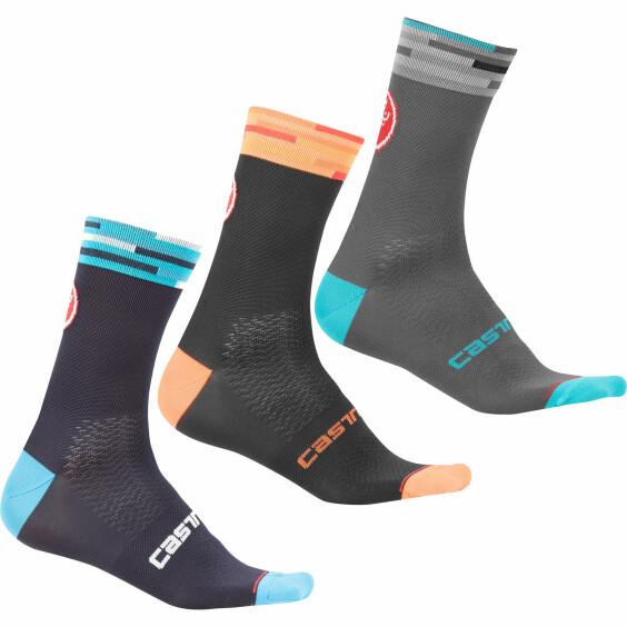 Castelli A Bloc 13 Socks