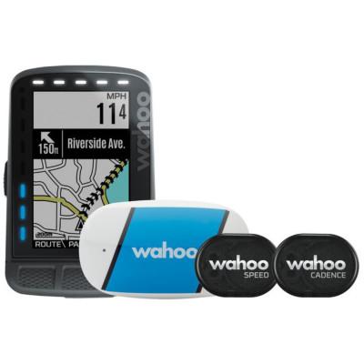Wahoo Elemnt Roam Cycling Computer Bundle