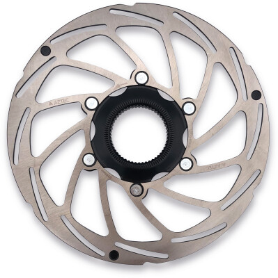 Shimano Stainless Steel Fixed Centre-Lock Disc Rotor - 160 Mm