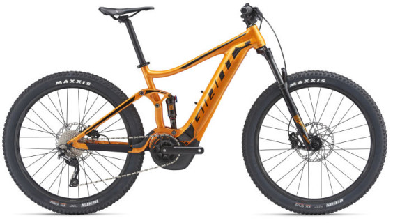 Giant Stance E+ 1 Electric Bike