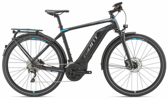 Giant Explore E+ 1 Electric Bike