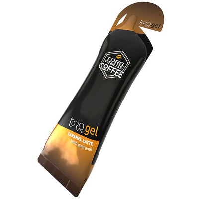Torq Energy Gel Banoffee With Guara