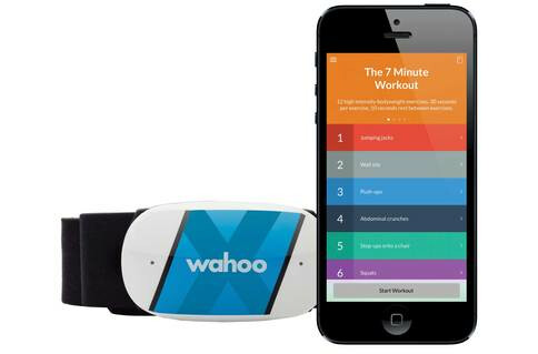 Wahoo Tickr X Heart Rate Monitor