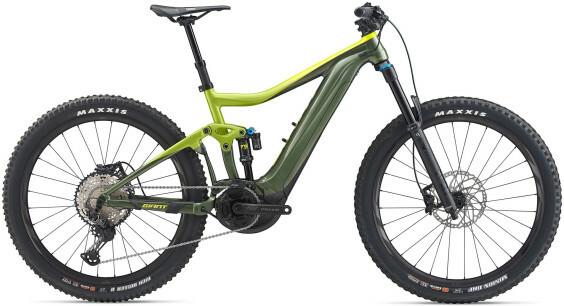 Giant Trance E+1 Pro Electic Bike 20