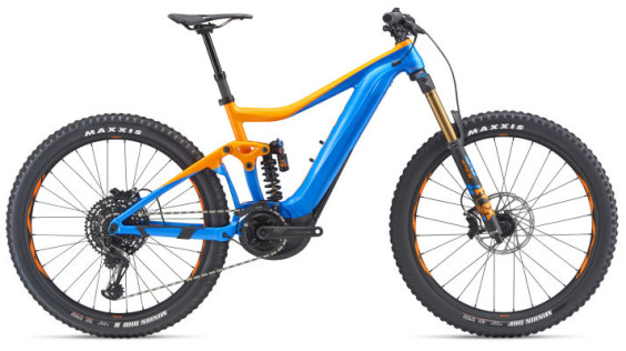 Giant Trance Sx E+ 0 Pro Electric Bi