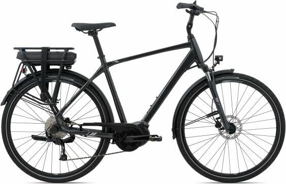 Giant Entour E+ 2 Electric Bike 2021