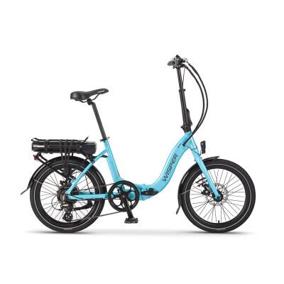 Wisper 806 Se Folding Electric Bike 575 Battery