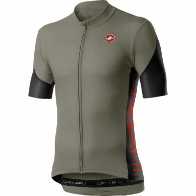 Castelli Entrata V Short Sleeve Jersey