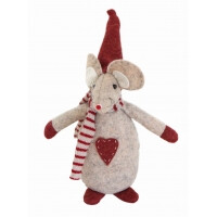 Quay Mouse Standing 17Cm