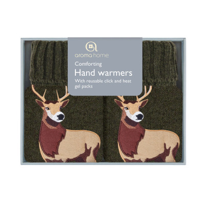 Aroma Home Hand Warm Stag