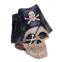 Quay Moneybox Skull