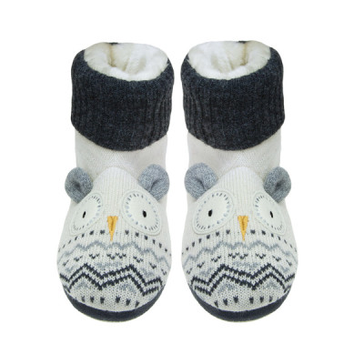 Aroma Home Slippers Owl