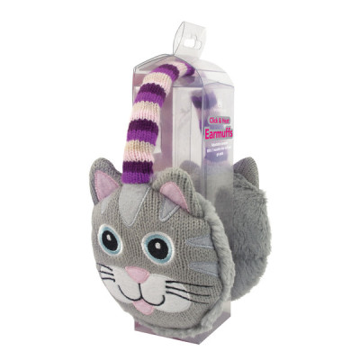 Aroma Home Ear Muffs Cat