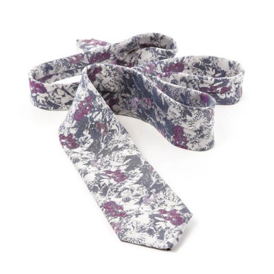 One Like No Other Tie Solinuis Silk