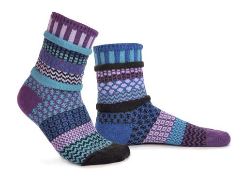 Solemate Socks Sock Raspberry