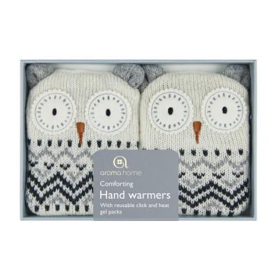Aroma Home Hand Warm Owl