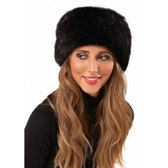 Loungable Boutique Hat Faux Fur Luxury