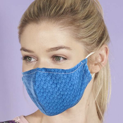 Eco Chic Face Cover Reusable