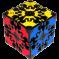 Mefferts Toy Gear Cube