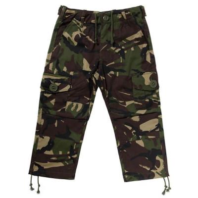 Kids Army Shop Trousers Woodland Camo