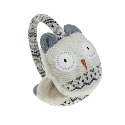 Aroma Home Ear Muffs Owl